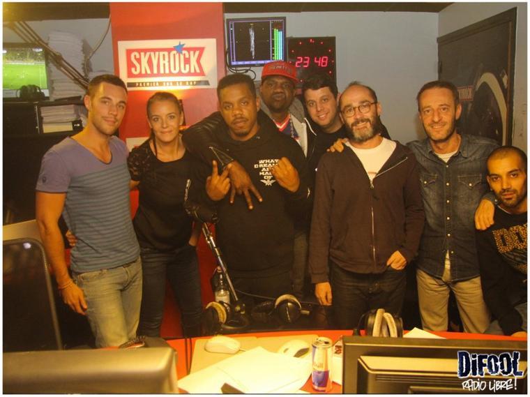R. City dans la Radio libre de Difool !