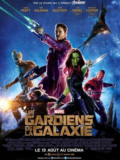 Marvel 10 : Les Gardiens de la Galaxie.