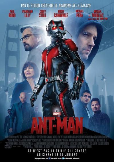 Marvel 12 : Ant-Man.