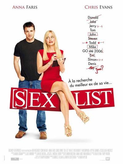 (S)ex List.