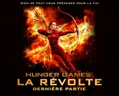 Hunger Games : La Révolte - Partie 2.