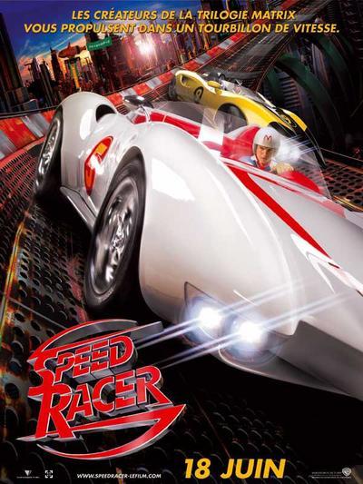 Speed Racer.