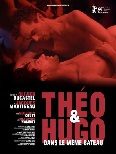 Hugo et Théo dans le même bateau.