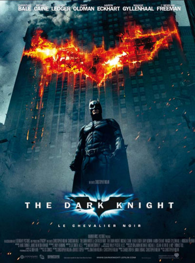 DC Comics 4 – The Dark Knight : Le Chevalier noir.