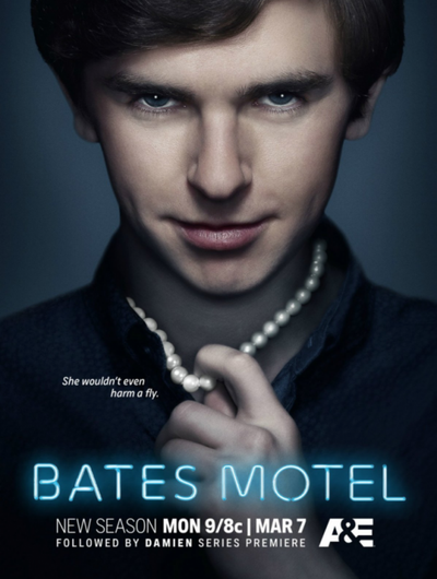 Bates Motel.
