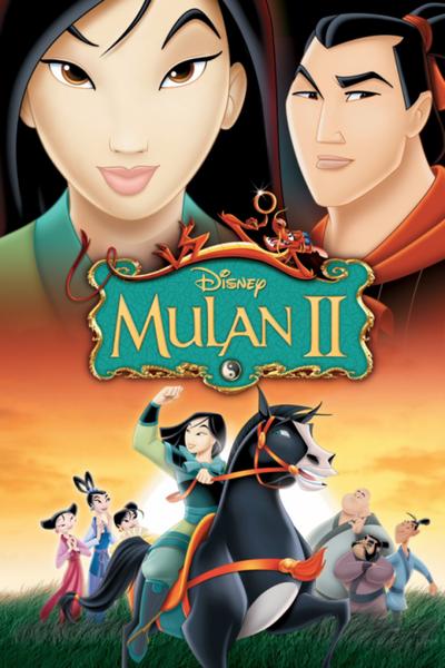 Mulan 2 (La mission de l'Empereur).