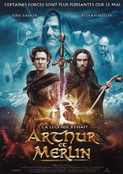 Arthur & Merlin.