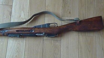 mosin nagant 1943
