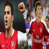 Fabregas vs Arshavin