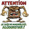 ATTENTION DANGER !!!!
