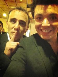 Kev et Elie aux NRJ Music Awards