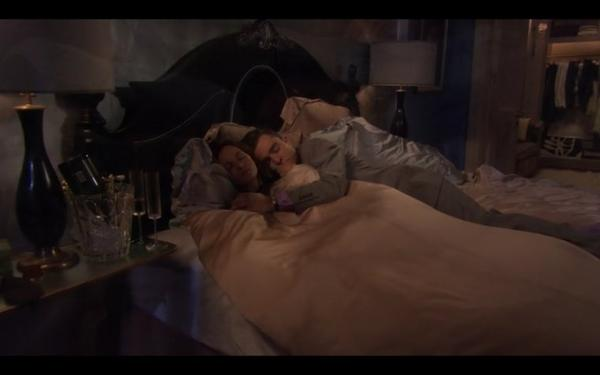 Gossip Girl : Chuck et Blair mignons :)