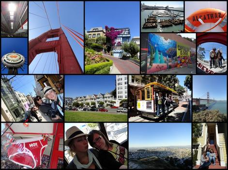 What Happens in San Francisco.... Stays in  SF! :)