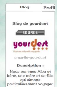 Bienvenue sur notre blog de voyages