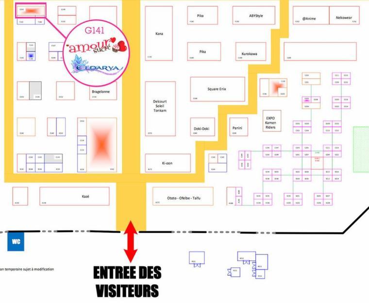 Beemoov à la Japan Expo !