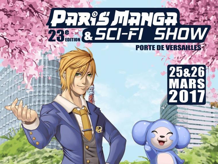 Beemoov à la Paris-Mangas
