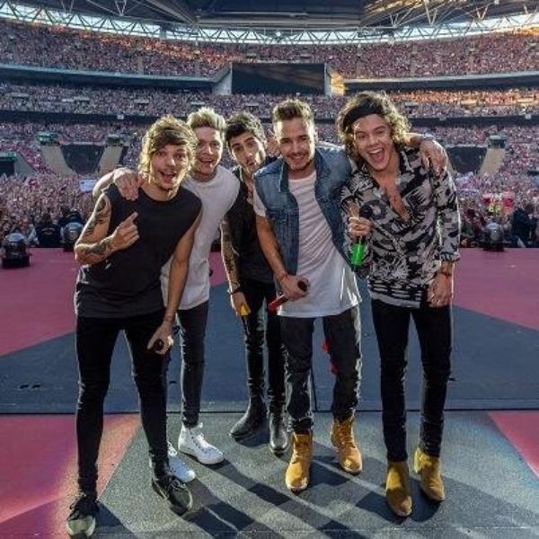 One Direction Photos profils de Twitter