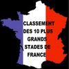 CLASSEMENT DE 10 PLUS GRANDS STADES DE FRANCE