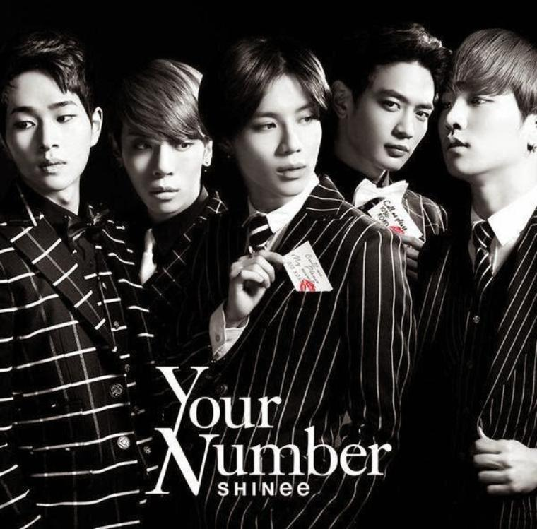 SHINee Your Number