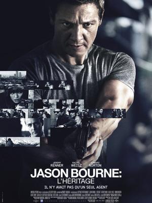 Jason Bourne : l'héritage.