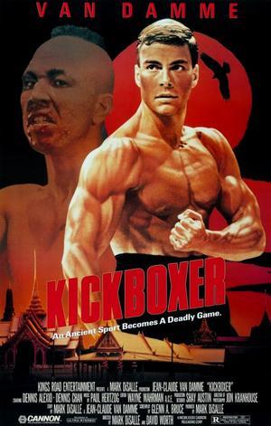 Kickboxer.