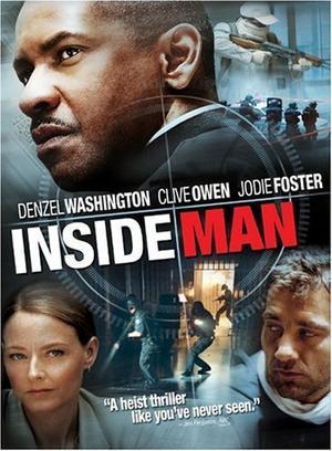 Inside man.