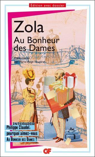 Au Bonheur Des Dames De Emile Zola Le Paradis Des Livres