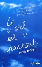 LE CIEL EST PARTOUT PAR JANDY NELSON
