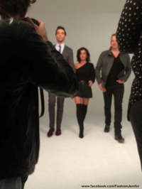 Photoshoot & Presse The voice 3 &
