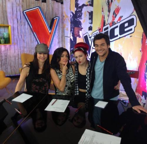 Prime numéro 1 de the Voice : 5 Avril 2o14