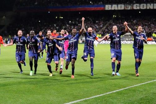 PARiS-SAiNT-GERMAiN ♥