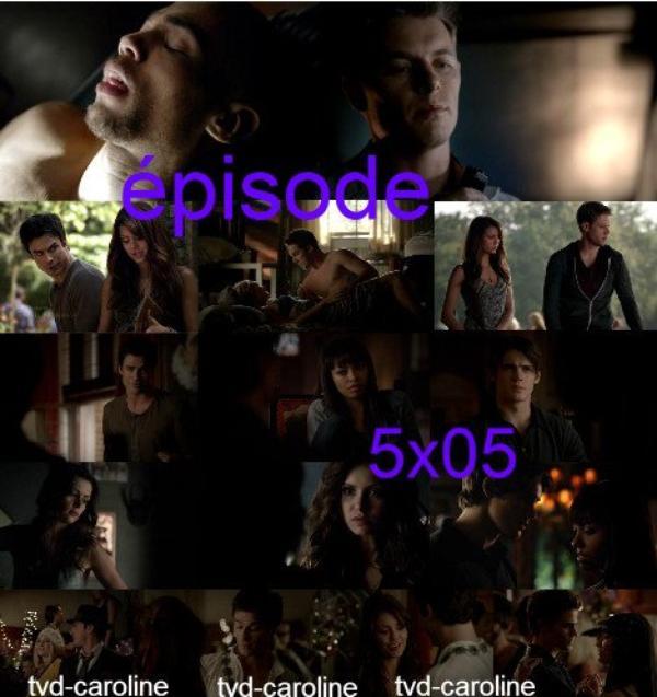 épisode 5 saison 5