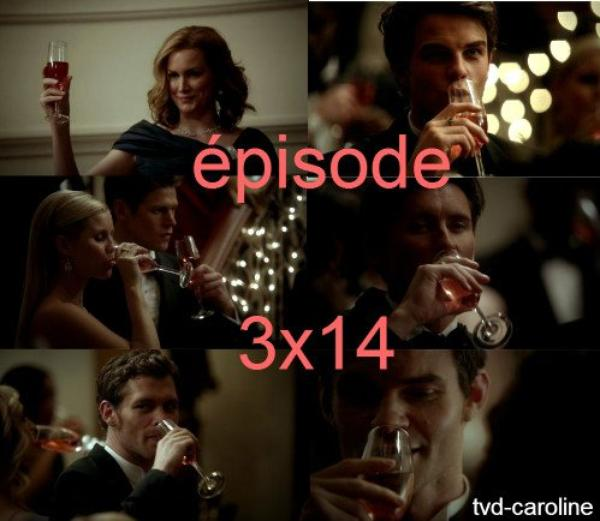 épisode 14 saison 3