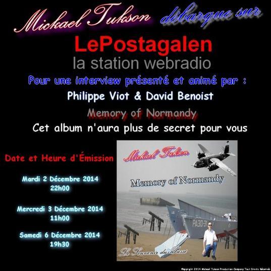 Promotion de Memory of Normandy sur LePostagalen