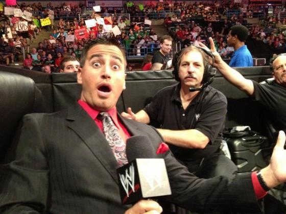 WWE Raw; August 27, 2012
