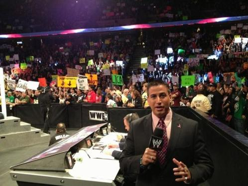 WWE Raw; October 22, 2012