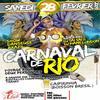 Soirée carnaval de rio