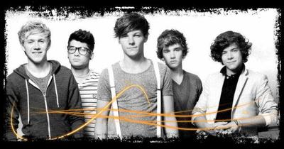 One Direction 1D. :) :).l