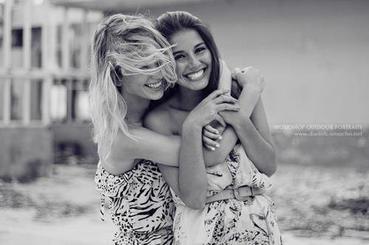 Même quand tout le monde est contre toi, elle reste ta meilleure amie.
