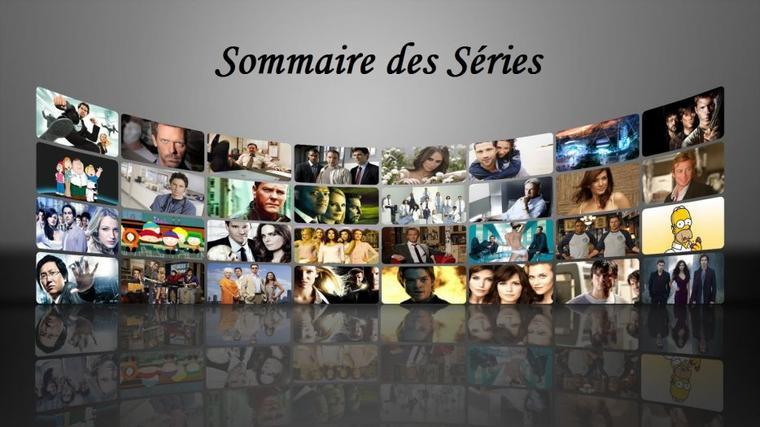Sommaire des Séries