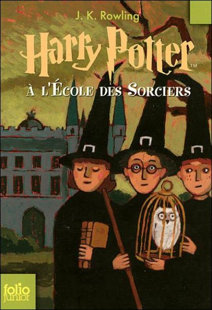 Harry Potter, de J.K. Rowling