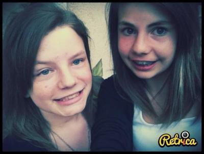 """~ Je n'emploierais pas le terme de """"meilleure amie"""" pour dire que notre amitié est la meilleure. ♥♥"""