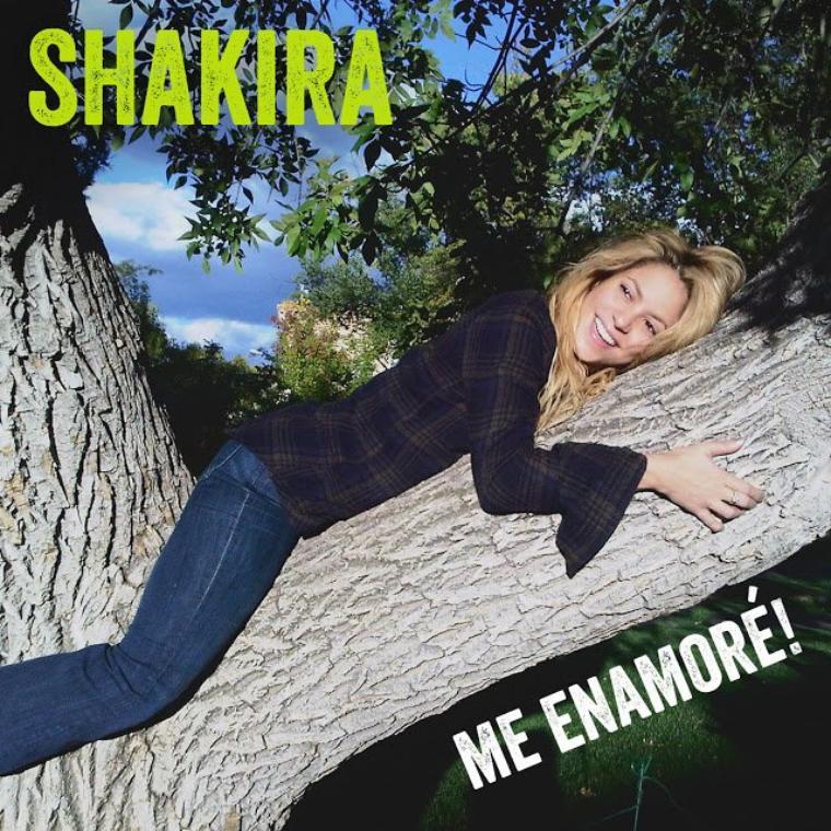 """Nouvelle photo de Shakira lors du tournage du clip """"Me Enamoré"""" (le 01/05/2017)"""