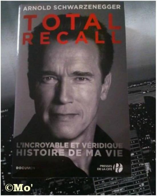 Total Recall, is mine :P