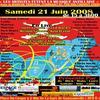 Samedi 21 Juin 2008 Eleeza en show à Goussainville de 15h à 3h du matin