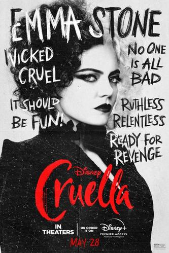 Cruella, un live action d'enfer