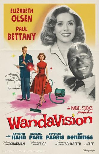 J'ai (enfin) visionné WandaVision
