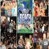 PICTURES of the BEACH PARTY 2010 in London
