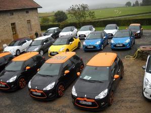 Rassemblement Citroën DS3 ( 9-10-2011 )