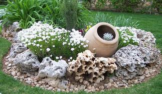 Astuces pour créer un beau jardin de rocaille. - Blog de monique ...